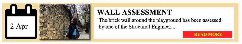 wall assesment