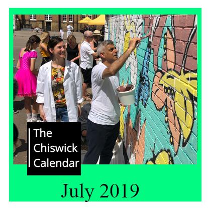 chiswick calendar opening